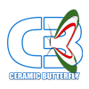 Ceramic Butterfly - Franchising Fotoceramica Ceramica Digitale
